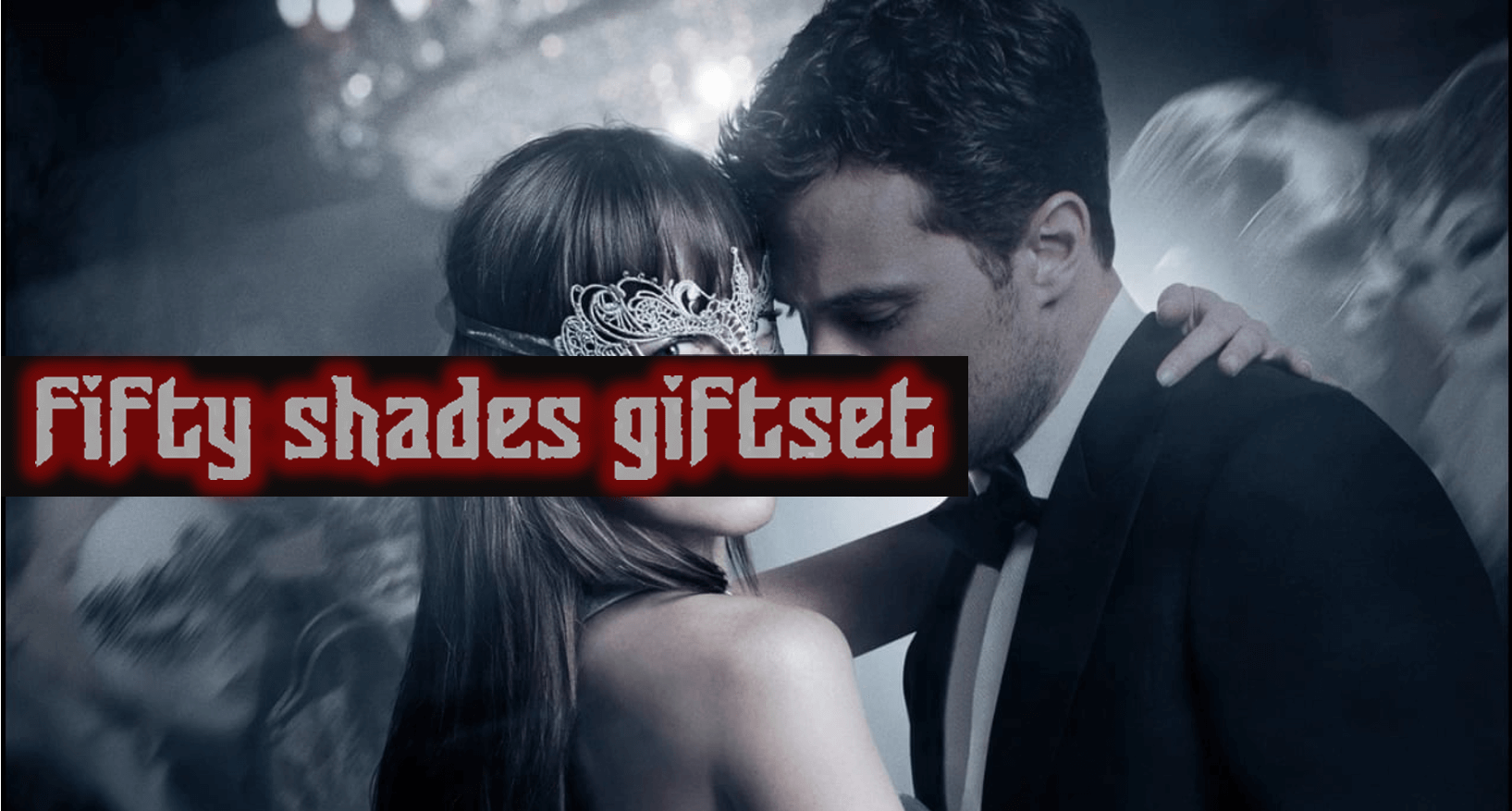 Your chance to win this epic bundle of 50 Shades Darker goodies including soundtrack, party game, chocolates and yankee candle set