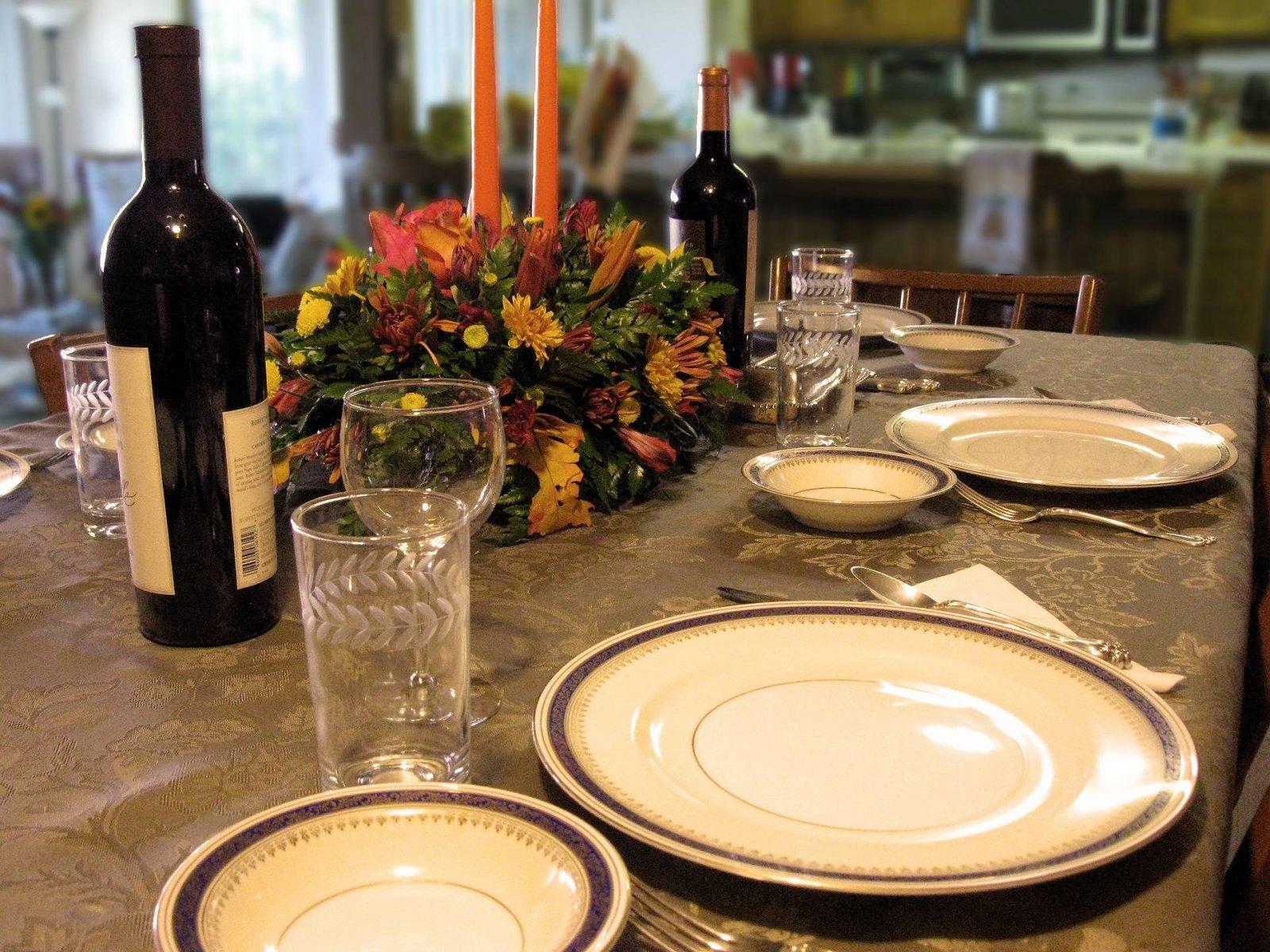 Family Dinner Winners