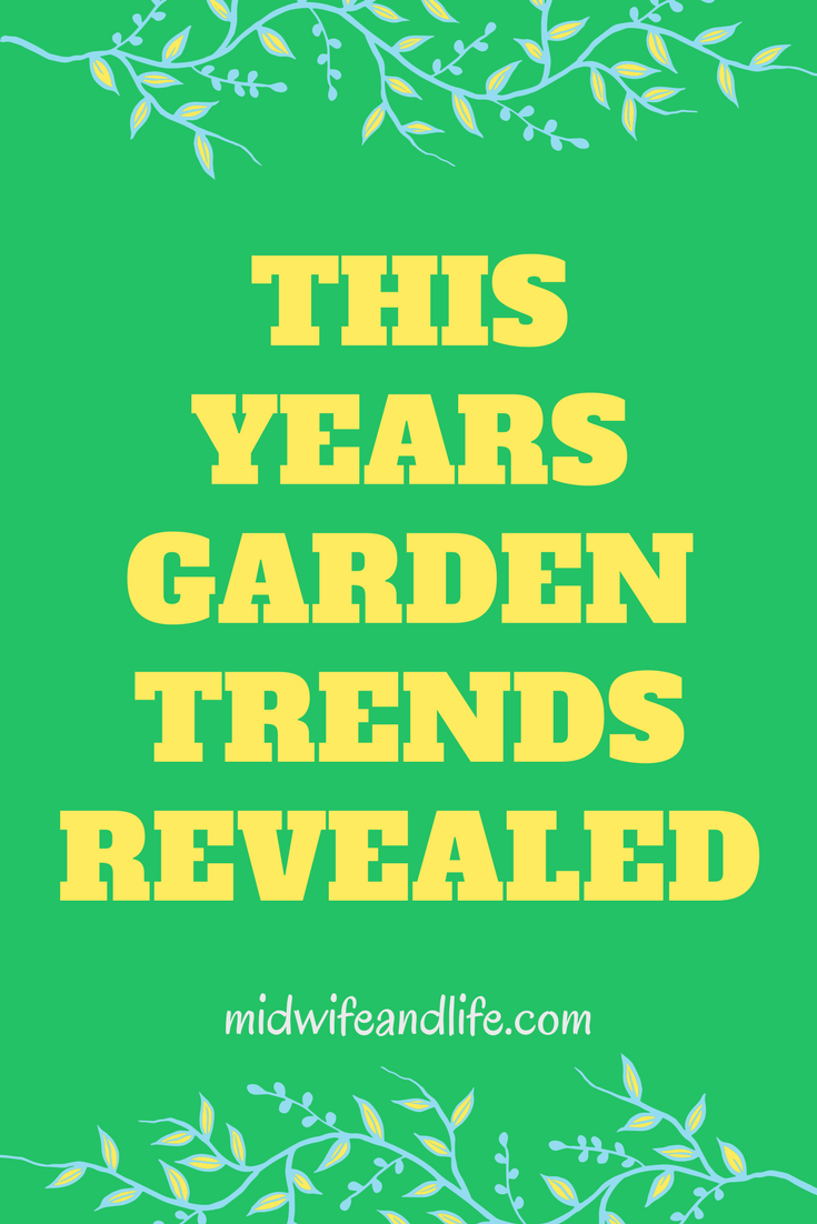 This Year's Family Garden Trends Revealed