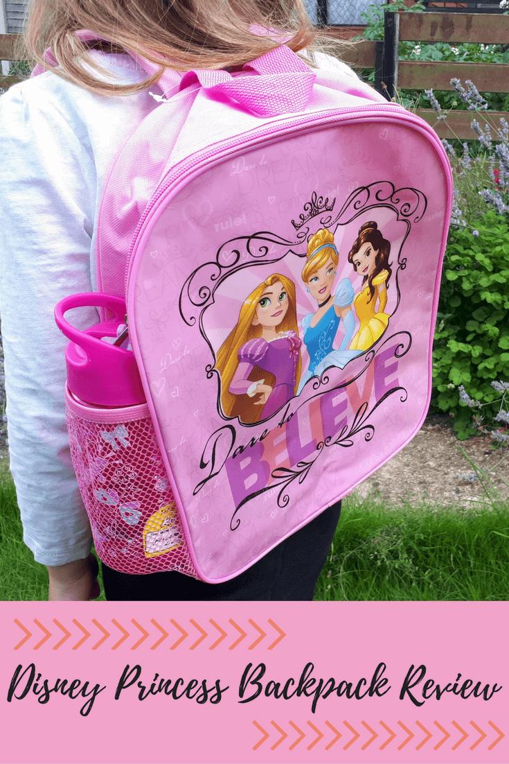 Disney Princess Backpack Review from Sambro