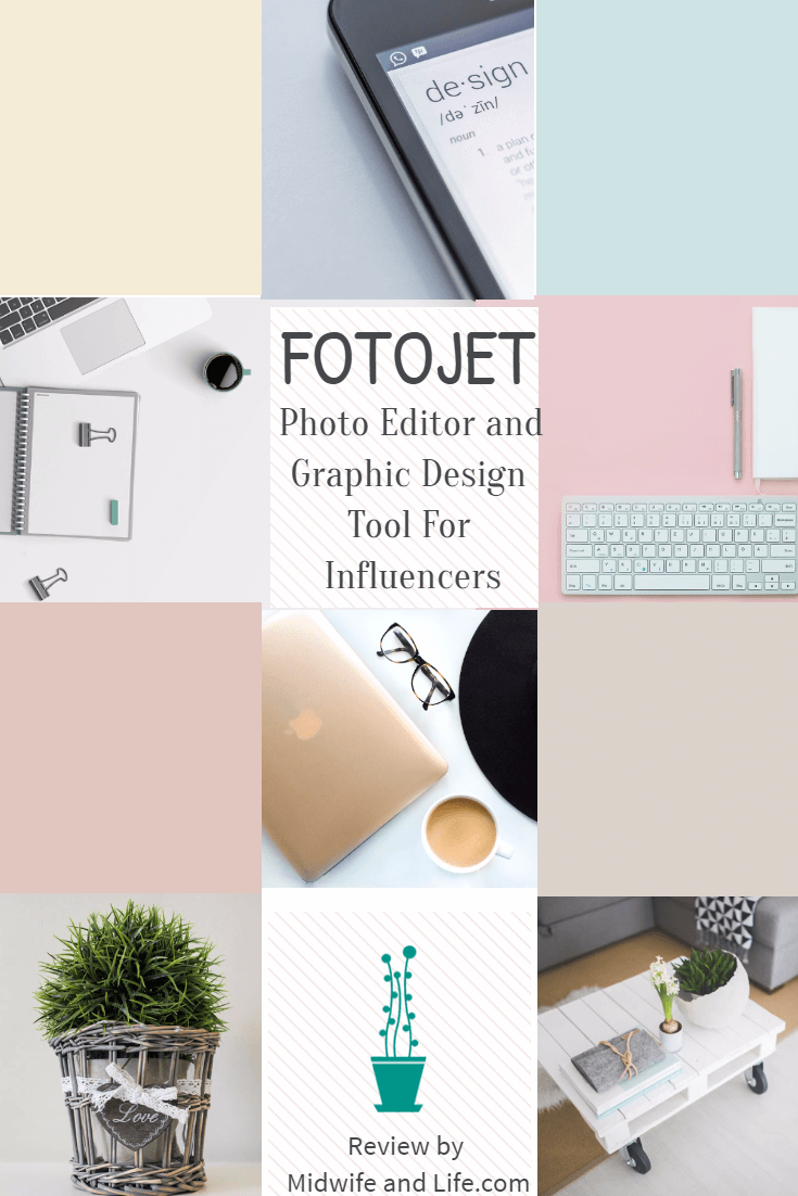 Fotojet Designer and Photo Editor Free Tool For Bloggers