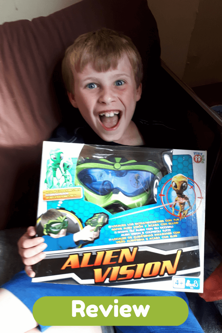 Alien Vision Game Review