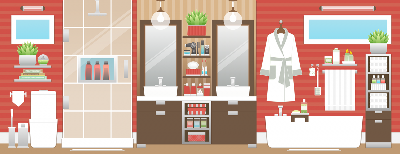 Is Your Bathroom A Breeding Ground For Bacteria?