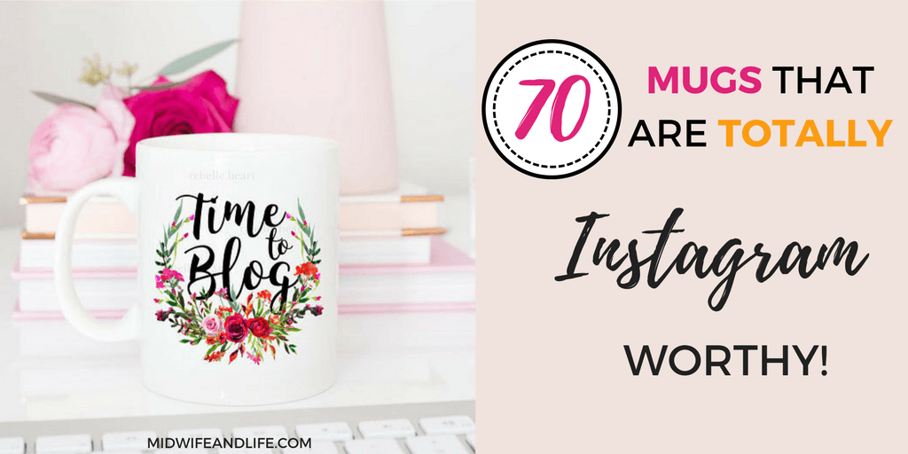 70 Mugs You'll Want to Show Off on Instagram