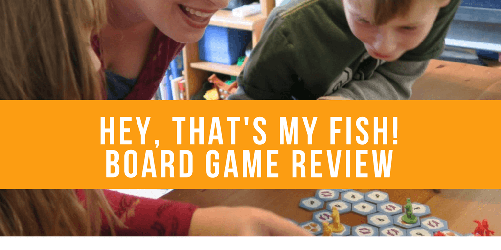 Hey, That's my Fish! Board Game Review