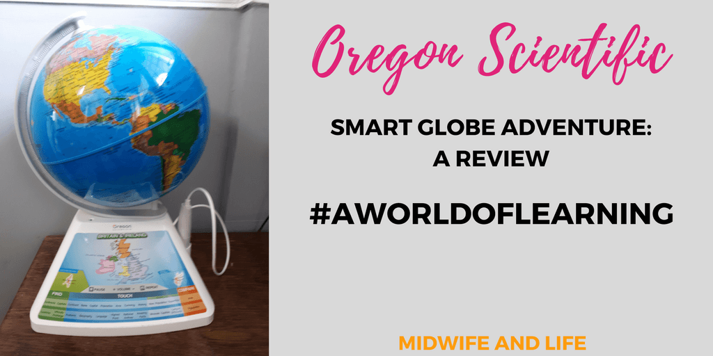Smart Globe Adventure AR Review #AWorldOfLearning