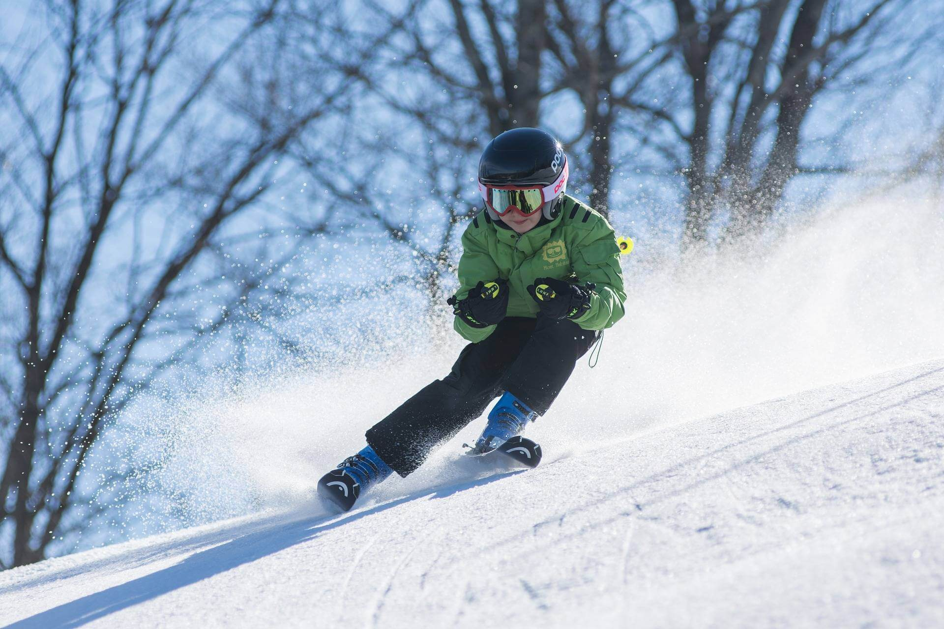 skiing-with-kids