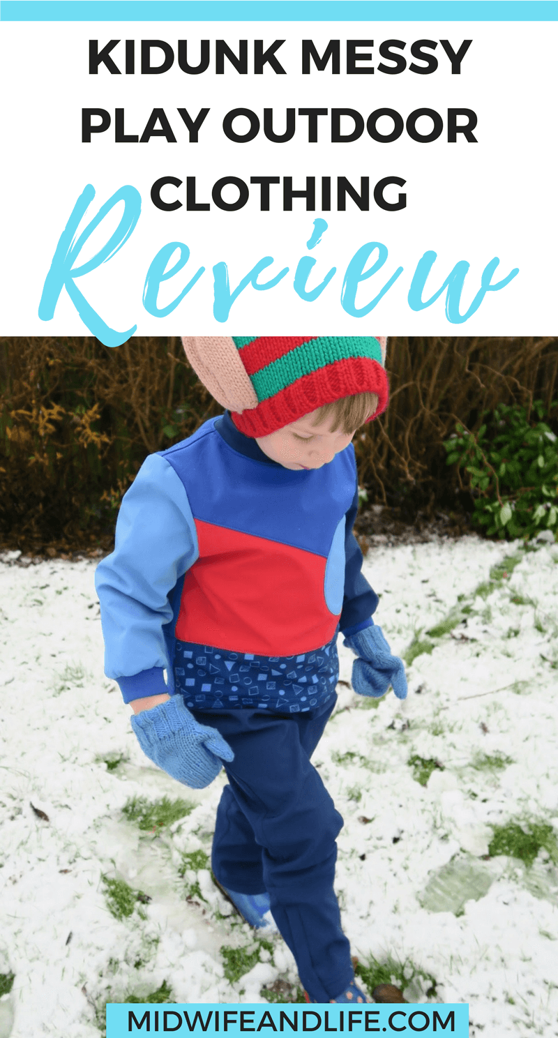 Play clothes and protective outer wear that is streamlined, warm and waterproof - read my review of Kidunk clothing, a small business with big ideas. Kids waterproofs, playsuits and more with teflon coating