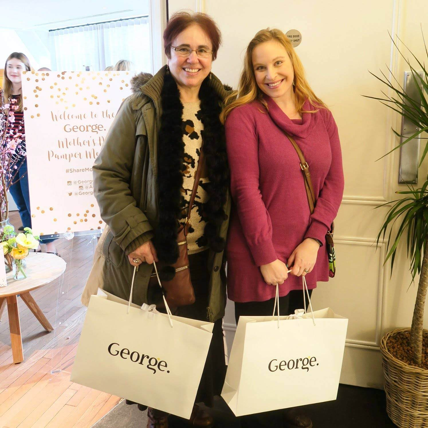 Our day at the #ShareMoreLove event: What's new in George at Asda this Season Spring Summer 2018