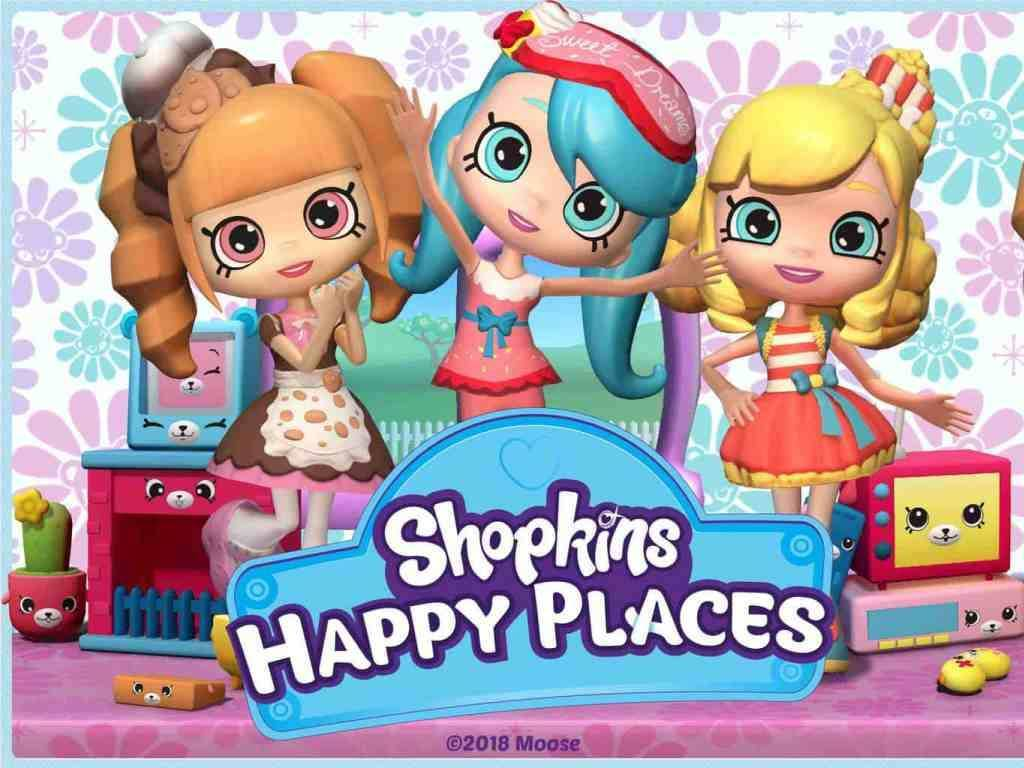 Shopkins Happy Places iOS App Review
