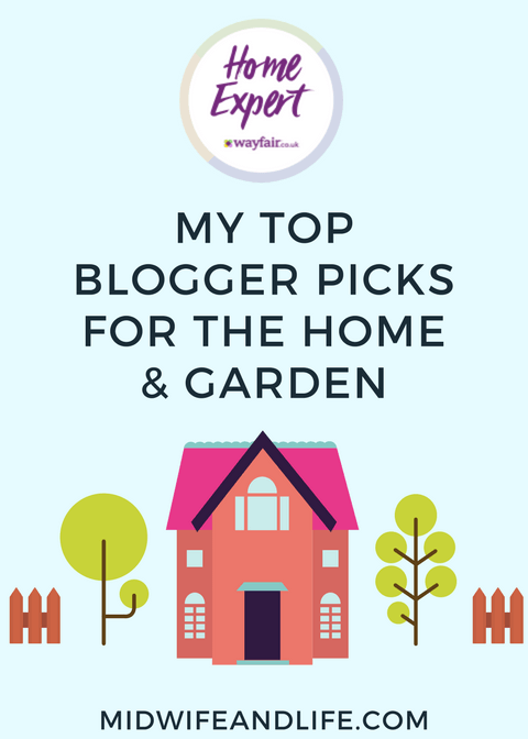 My top 6 picks from Wayfair as part of my home expert role. What would you choose?