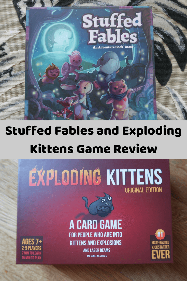 2 great family board games for age 7 and up. Our review and where to buy