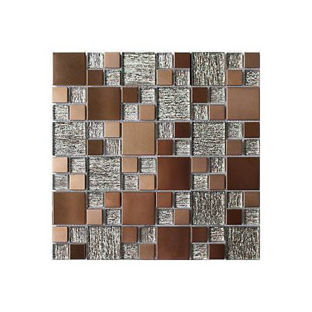 copper-tile-mosaic