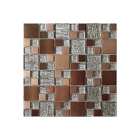 copper-tile-mosaic