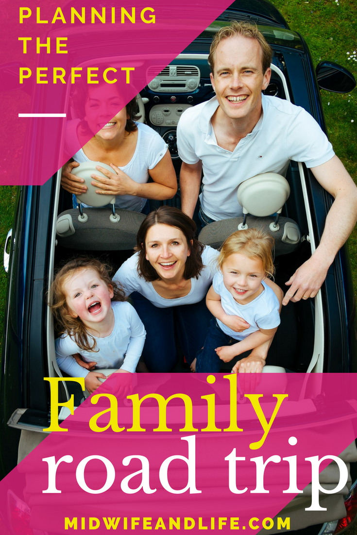 Planning a family road trip? It can be hard, especially with small children. I've been there multiple times and have gathered my best tips and tricks for you. #roadtrip #familytravel #familyroadtrip #roadtriptips #carjourneys