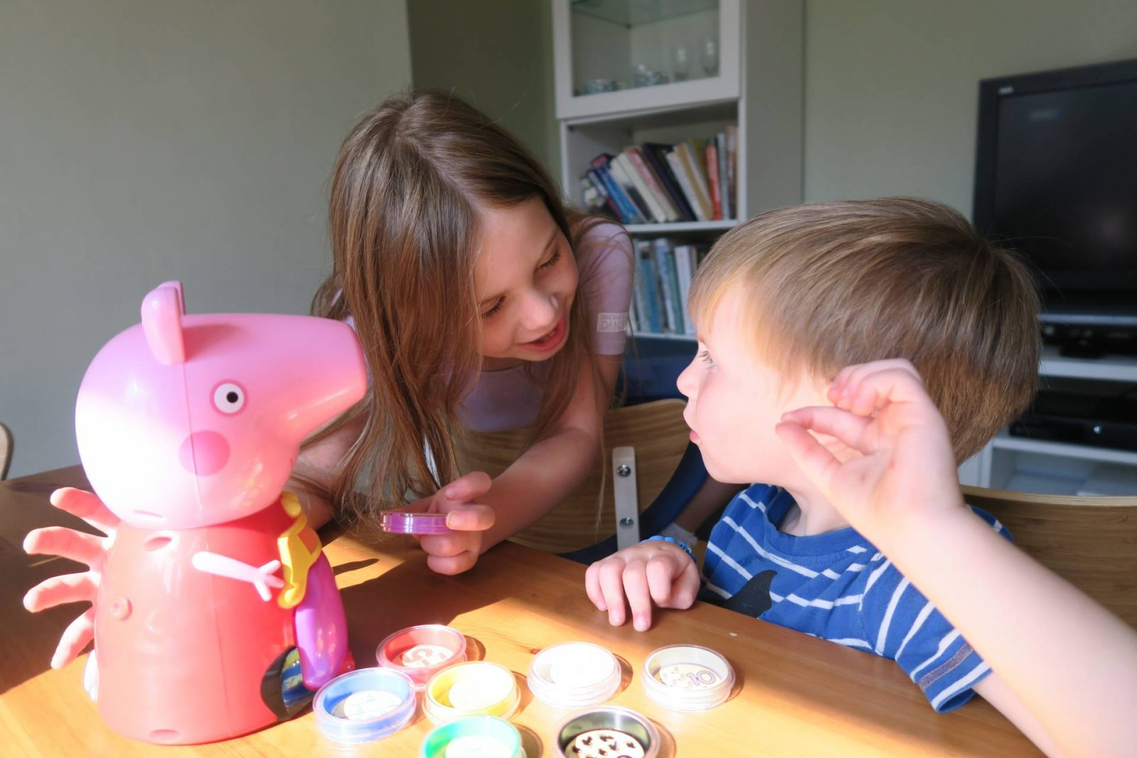 Count With Peppa Interactive Money Box Toy Review + Giveaway!