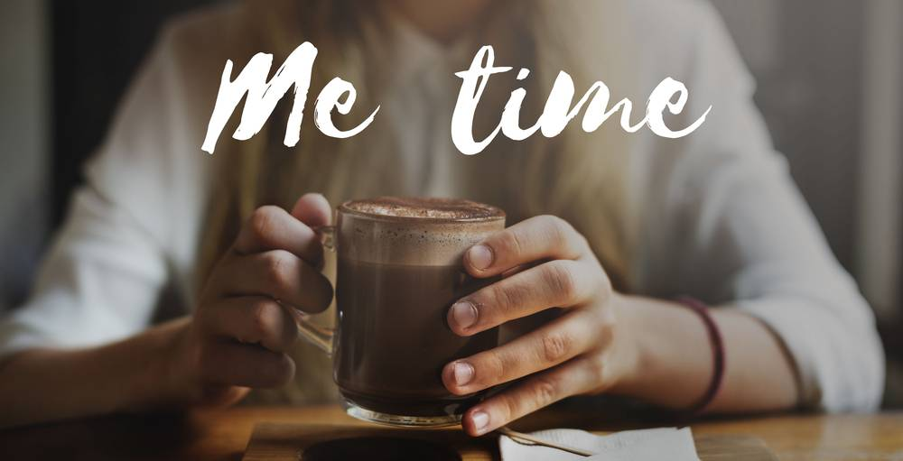 Making Time for Yourself (without the Guilt)