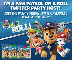 You're invited to a Paw Patrol on a roll party! PS4 game review