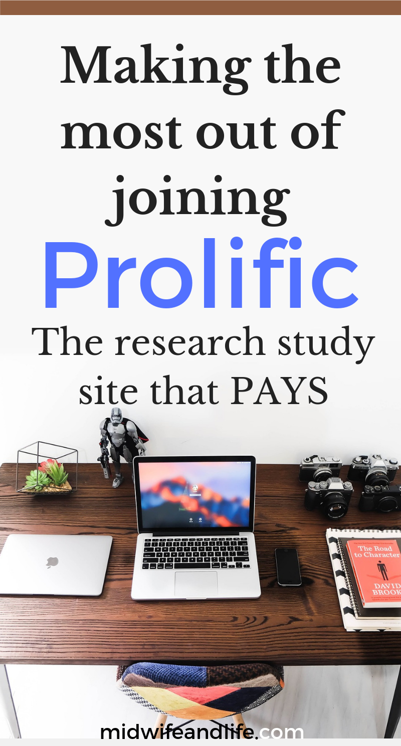 Prolific is a genuine research study site that PAYS well for participation with NO ADS! Read how to get selected for studies, and how to make the most money!