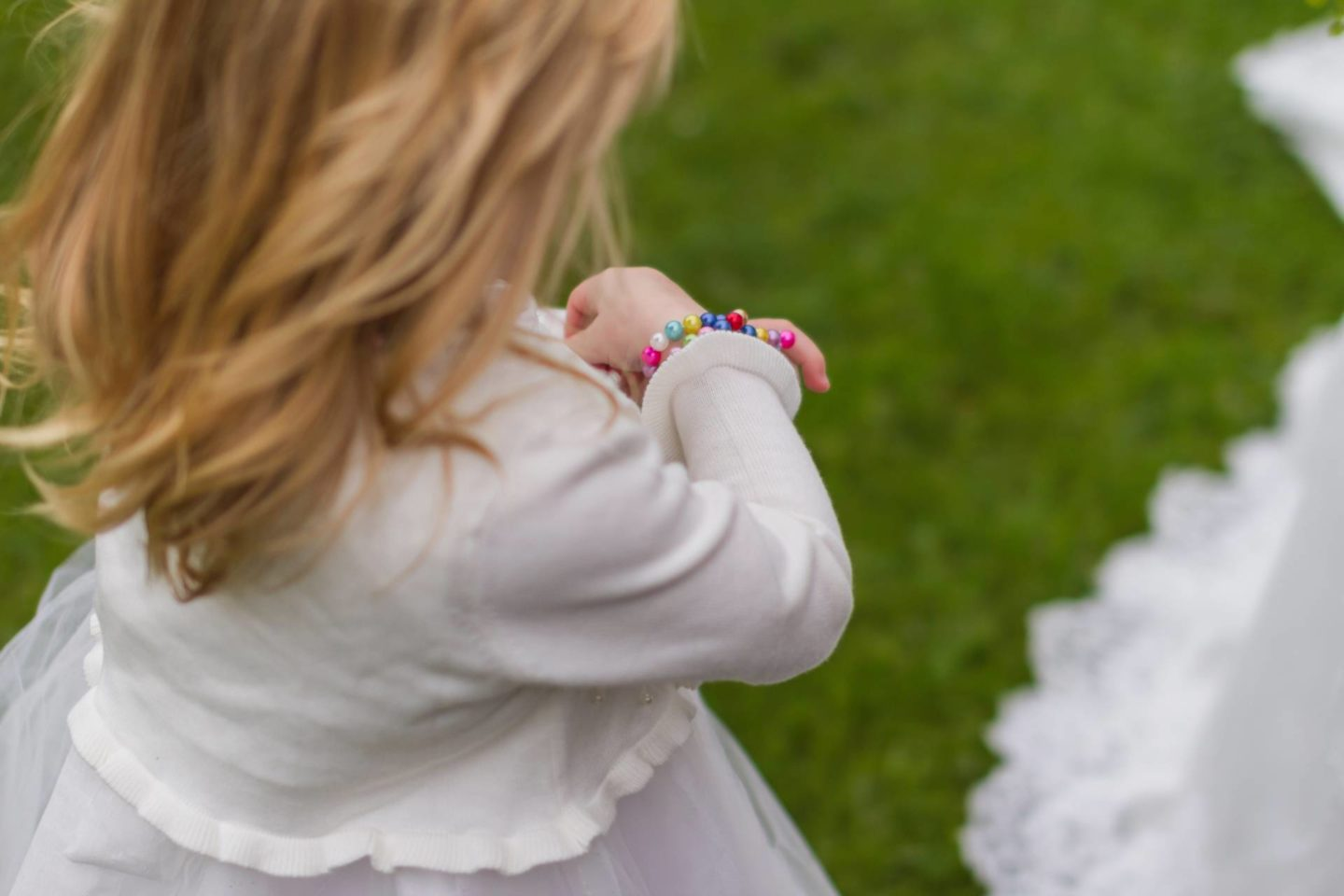 A guide to flower girls: dresses, shoes and how to make the choice