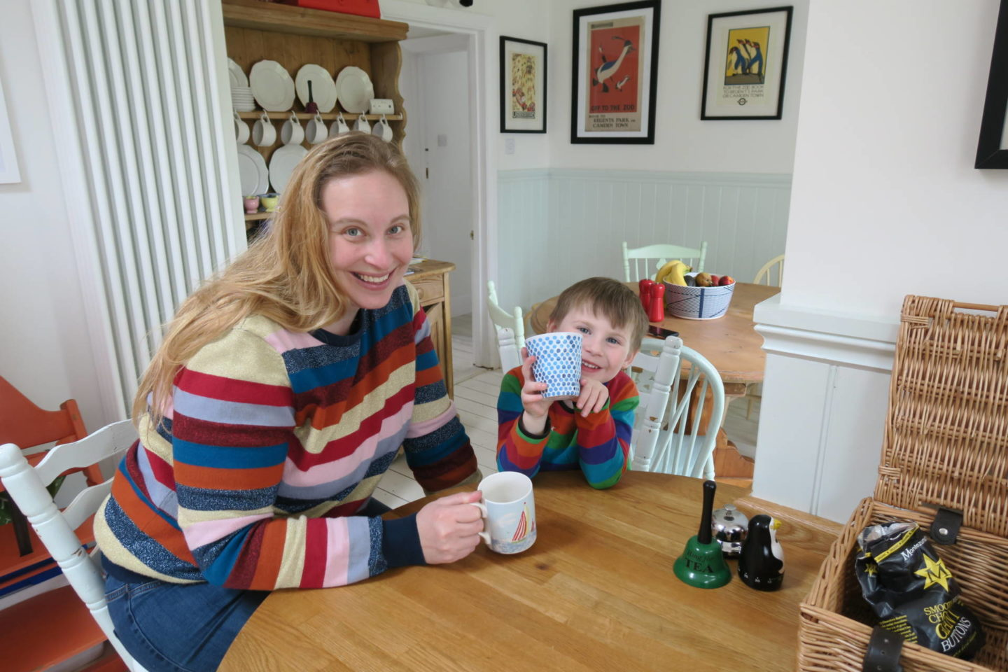 Our Trip To Hollie's House, Chichester with Baby Friendly Boltholes