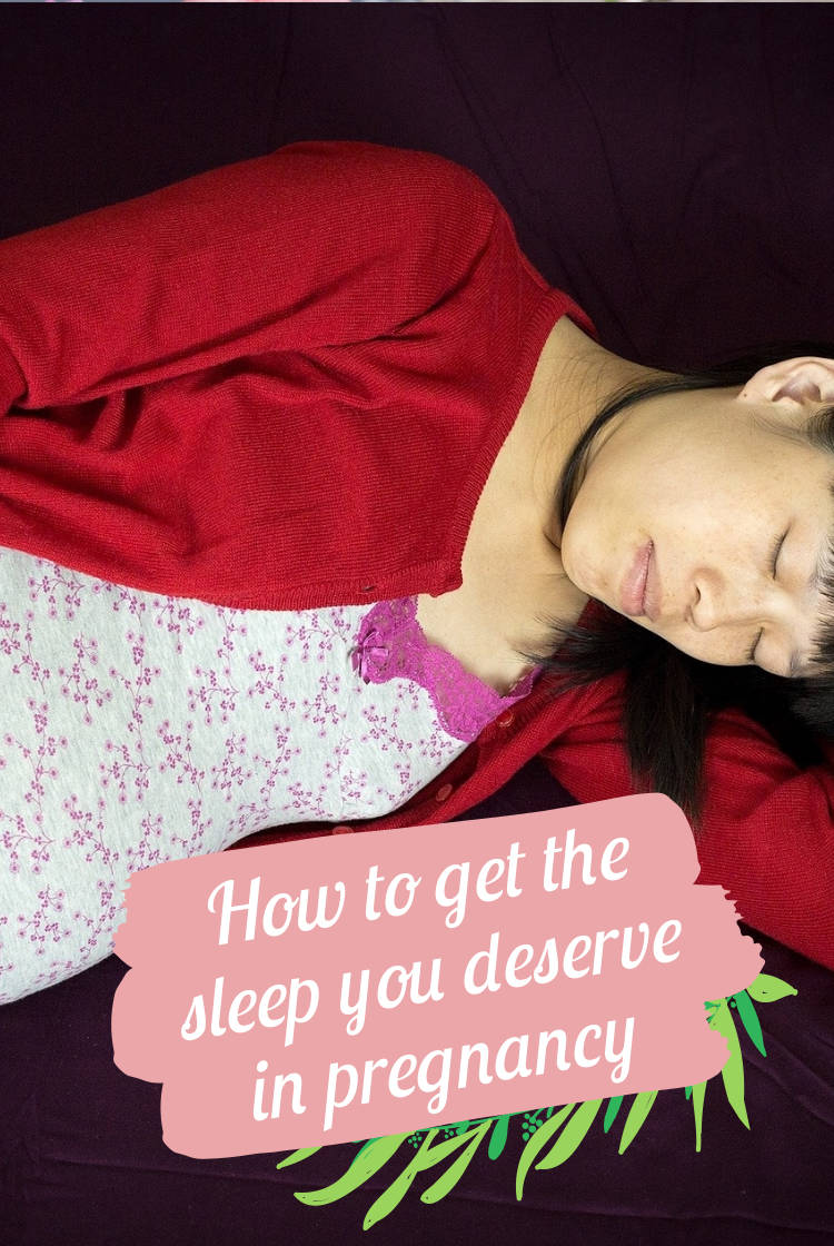 You need and deserve sleep in pregnancy, especially if it is not your first - some tips to help you get some much needed rest. #pregnancy #sleep #pregnancyinsomnia