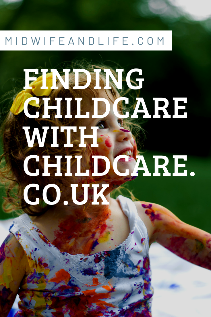 How do you know what setting is going to be right for you and your child? I've been taking a tour round Childcare.co.uk, looking at it as a tool to help you on this most important mission.
