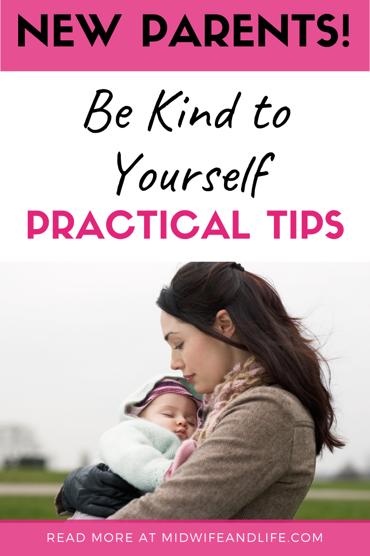 If you're pregnant or a new parent, stop piling the guilt on and be kind to yourself. Here are some practical tips to take good care of yourself first. #newparents #selfcare #bekindtoyourself #pnd #postnataldepression #postpartumdepression