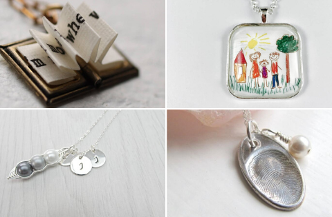 pictures of keepsake jewellery ideas